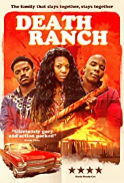 Death Ranch Poster