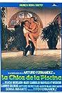 La chica de la piscina (1987) Poster