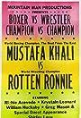 Boxer vs. Wrestler