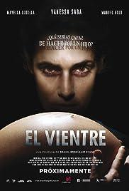 El Vientre Poster