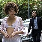 Valeria Golino and Nanni Moretti in Caos calmo (2008)