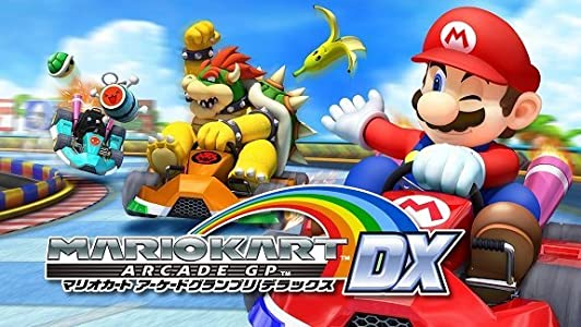 the Mario Kart Arcade GP DX hindi dubbed free download