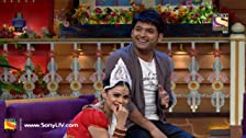 Shaan in Kapil's Show