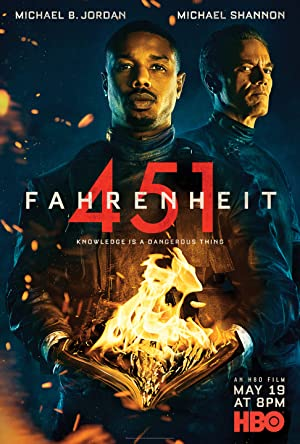 Movie Fahrenheit 451 (2018)