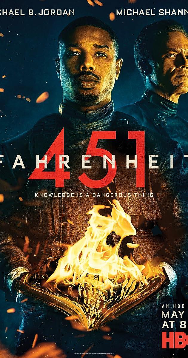 451 LAIPSNIS PAGAL FARENHEITĄ (2018) / Fahrenheit 451