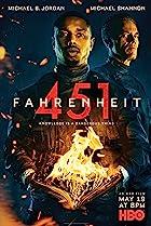 Fahrenheit 451 (2018) Poster
