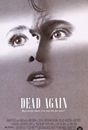 Dead Again (1991) Poster - Movie Forum, Cast, Reviews