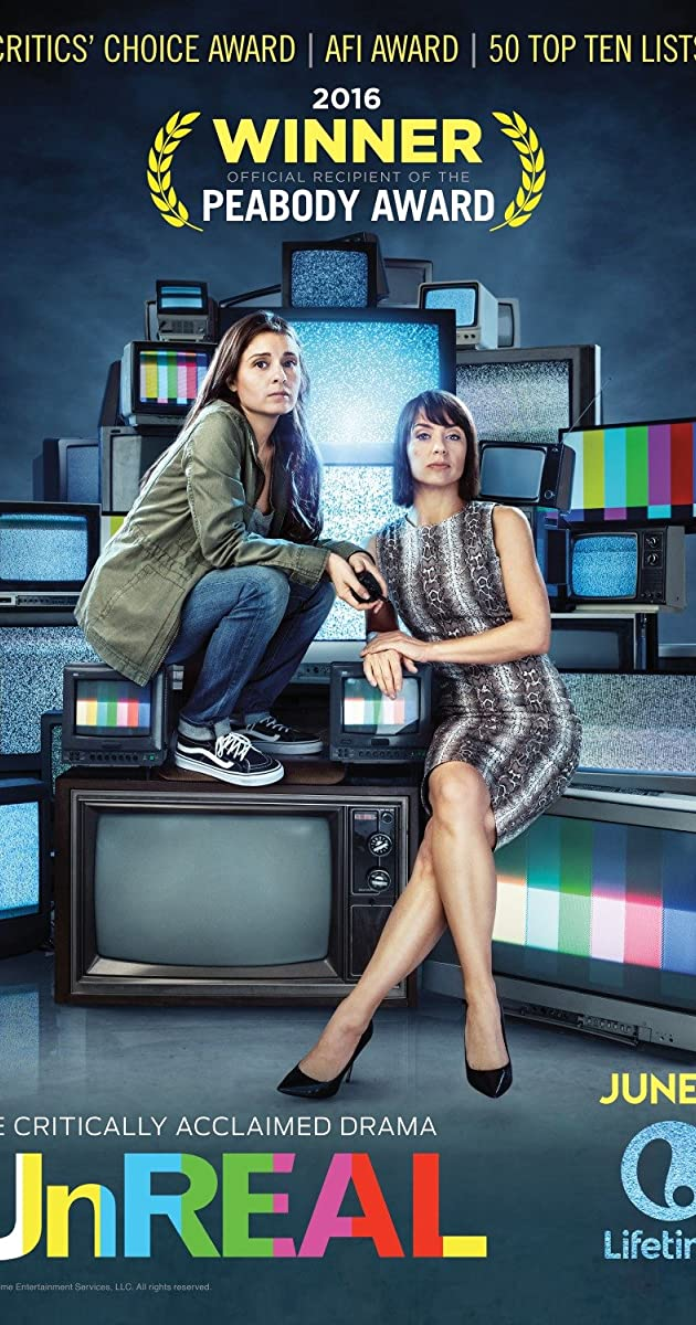 UnREAL (TV Series 2015–2018) - IMDb