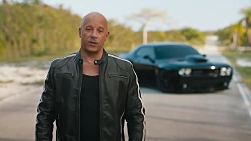 How Vin Diesel Balances Thrills with Family Drama in 'F9'