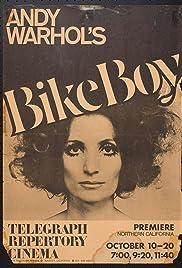 Bike Boy Poster
