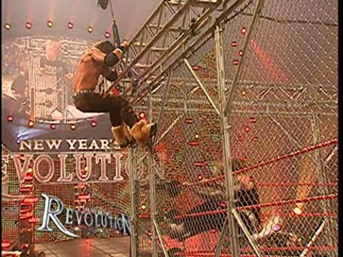WWE: New Year's Revolution 2007