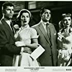 Jerry Lewis, Dean Martin, Donna Reed, and Barbara Bates in The Caddy (1953)