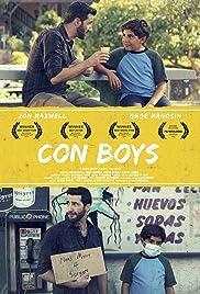 Con Boys Poster