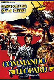 Kommando Leopard Poster