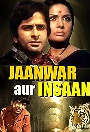 Jaanwar Aur Insaan Poster
