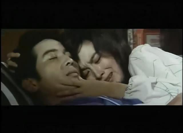 Han Chin and Brigitte Lin in Yi ke hong dou (1979)