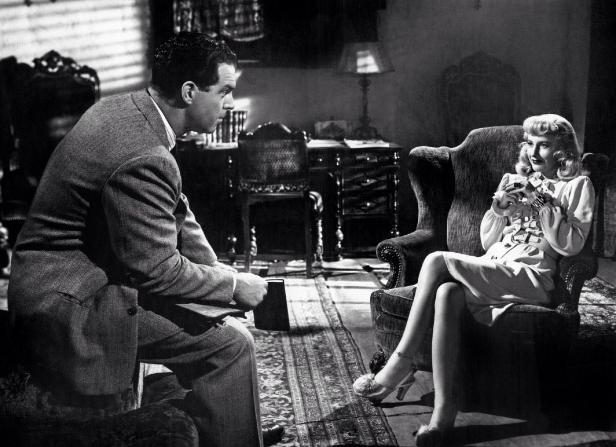 Perdición (Double Indemnity. 1944)
