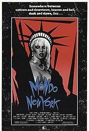 Mondo New York Poster