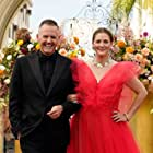Drew Barrymore and Ross Mathews in The Drew Barrymore Show (2020)