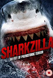 Sharkzilla Poster