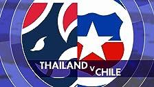 Tailandia contra Chile