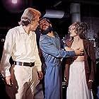 Suzanne Fields, Joseph Hudgins, and Jason Williams in Flesh Gordon (1974)