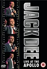 Jack Dee: Live at the Apollo Poster