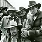 John D'Aquino, Terry Funk, J. Eddie Peck, Howard E. Rollins Jr., and William Smith in Wildside (1985)