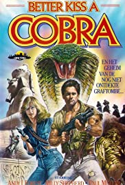 The Kiss of the Cobra (1986) with English Subtitles on DVD on DVD