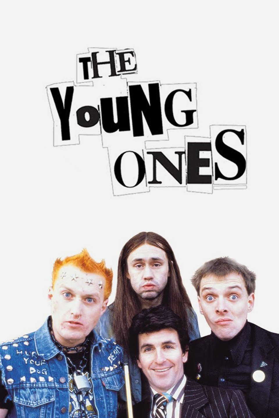 The Young Ones (TV Series 1982–1984) - IMDb