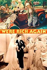 Billie Burke, Buster Crabbe, Reginald Denny, Joan Marsh, Grant Mitchell, Marian Nixon, Edna May Oliver, and Gloria Shea in We're Rich Again (1934)