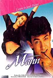 Download Mann 1999 HDRip in Hindi full movie in 480p | 720p