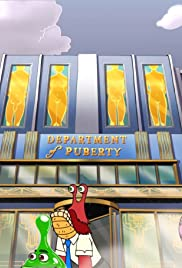 The Department of Puberty Poster