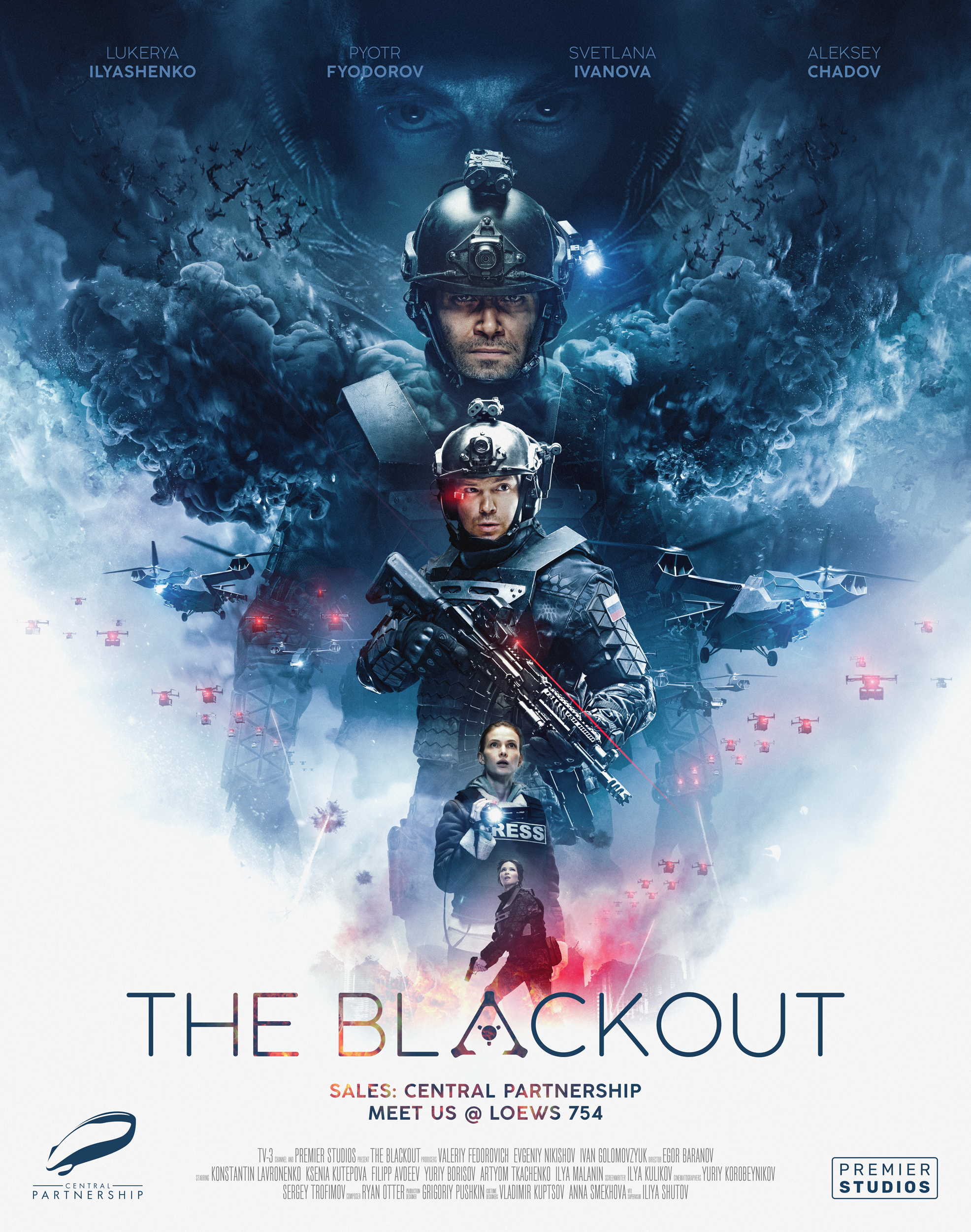 UŽTEMIMAS (2019) / THE BLACKOUT