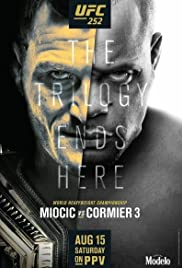 Watch Full Movie :UFC 252: Miocic vs. Cormier 3 (2020)