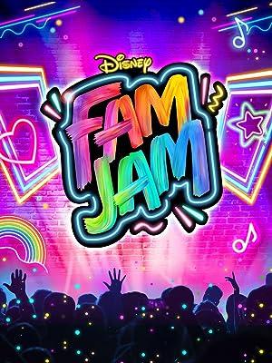Where to stream Disney Fam Jam