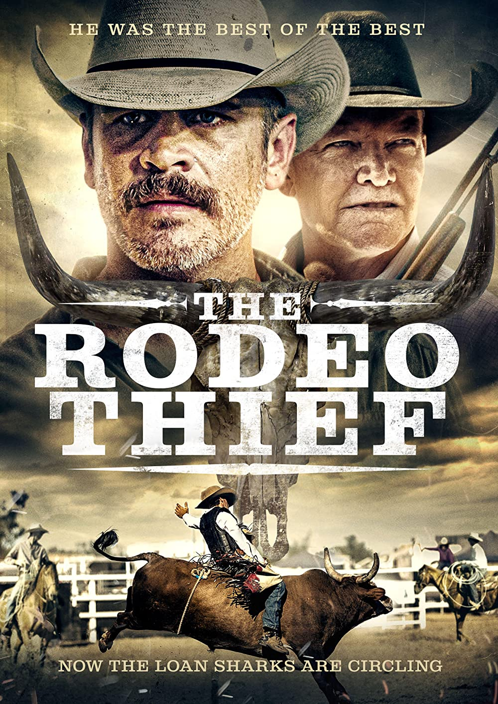 The Rodeo Thief 2021 English 250MB HDRip Download