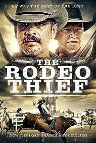 Thom Hallum, Jim Burleson, Billy Blair, Sam Marra, and Nadirah Shakir in The Rodeo Thief (2020)