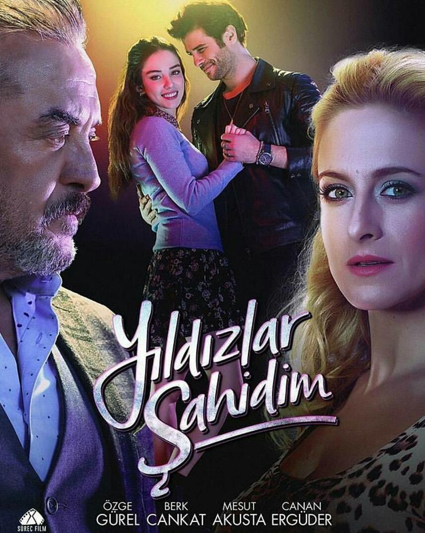 Yildizlar Sahidim (TV Series 2017) - IMDb