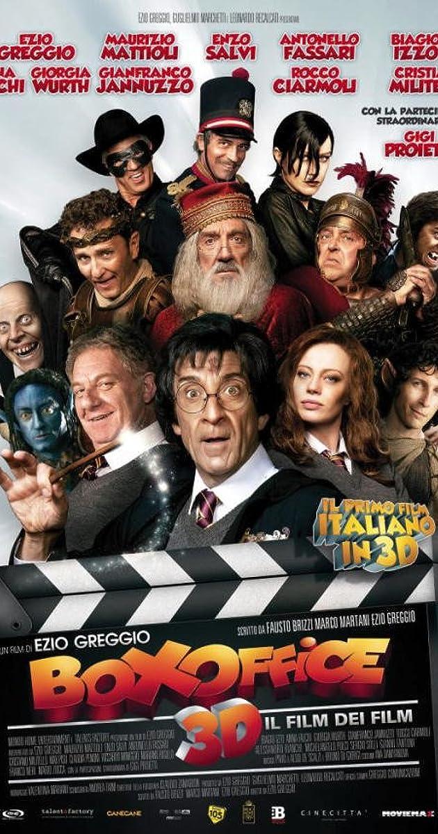 6dd7f6d2fd49 Box Office 3D  Il film dei film (2011) - Full Cast   Crew - IMDb