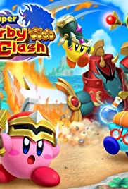 Super Kirby Clash Poster