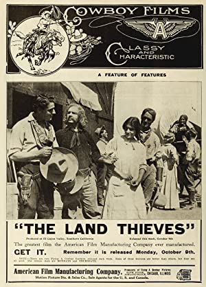 Allan Dwan The Land Thieves Movie
