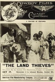 The Land Thieves Poster