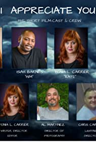 Chris Carder, Roni Jonah, James Richard Thomas, Tonia L. Carrier Hicks, Isiah Barnes, Al Martinez, and Cyndi Moore in I Appreciate You (2020)