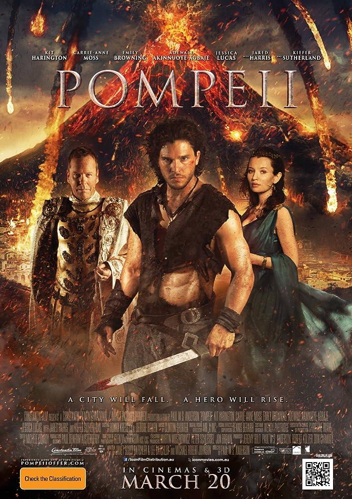 فيلم Pompeii مترجم