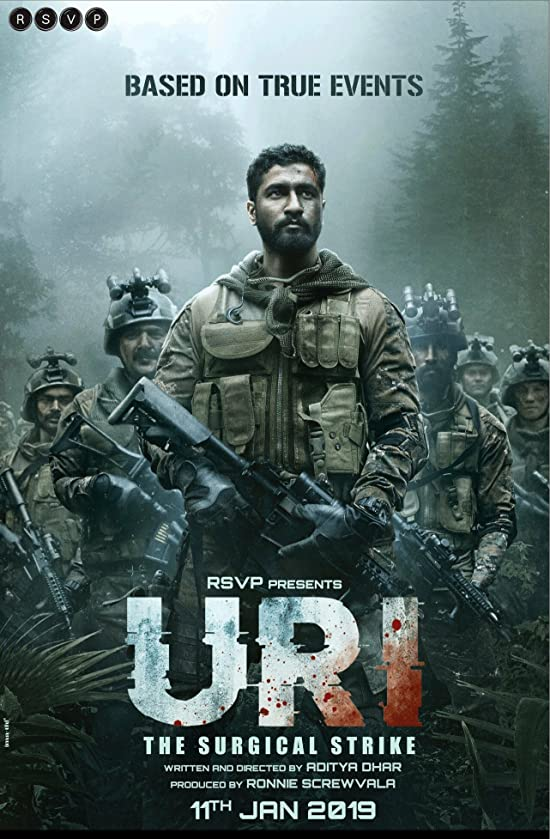 Uri: The Surgical Strike (2019) centmovies.xyz