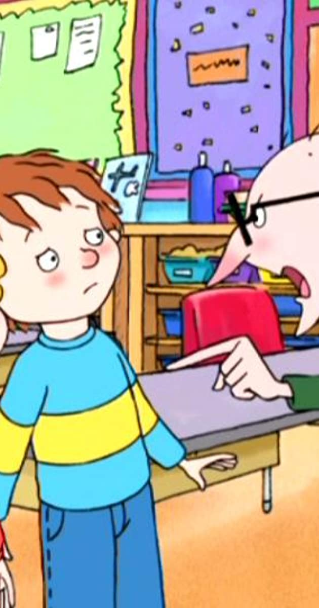 Horrid Henry Henrys Smelly Stuff TV Episode 2009
