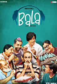 Download Bala (2019) Hindi PreDVD 480p || 720p