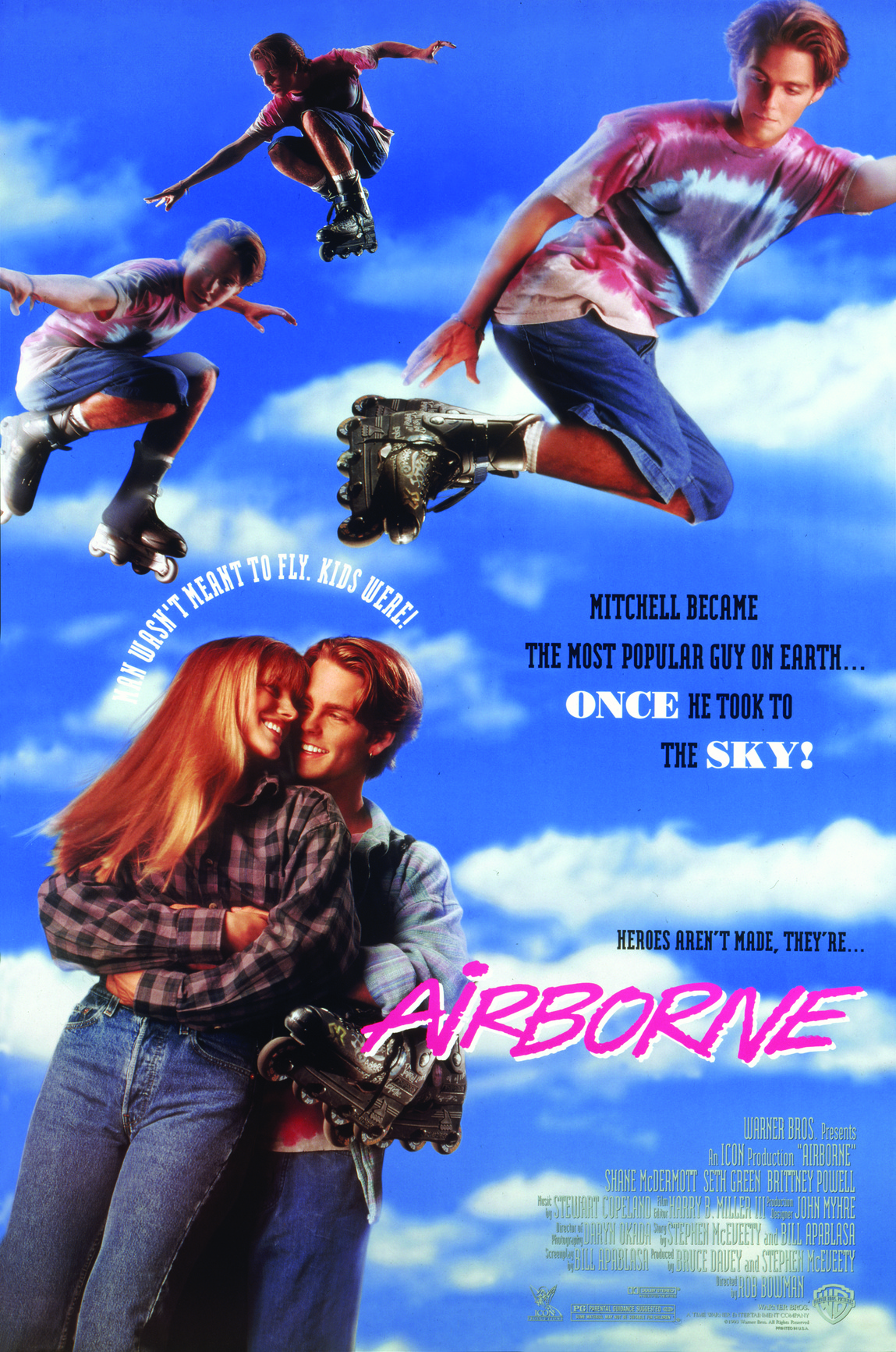 Airborne scene three