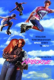 Airborne (1993) Poster - Movie Forum, Cast, Reviews
